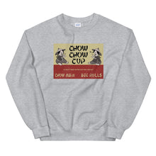 Load image into Gallery viewer, Chow Chow Cup Unisex Sweatshirt