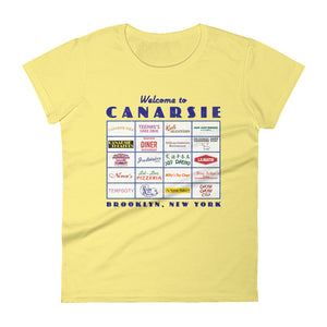 Canarsie Sign Women's T-Shirt