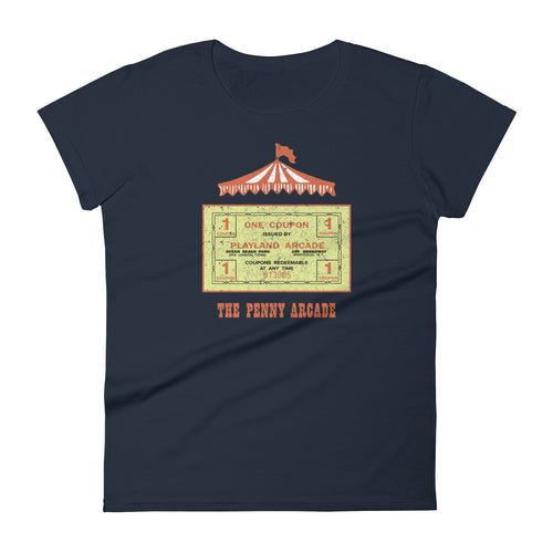 Playland Arcade Women's T-Shirt