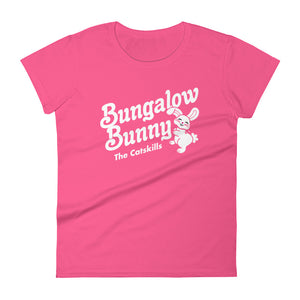 Bungalow Bunny Women's T-Shirt