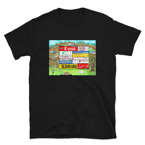 Vacation in the Catskills Unisex T-Shirt