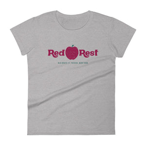Red Apple Rest Women's T-Shirt