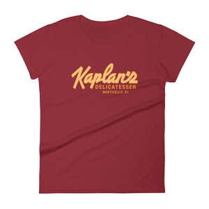 Kaplan's Women's T-Shirt