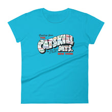 Load image into Gallery viewer, Catskill Greetings Women's T-Shirt