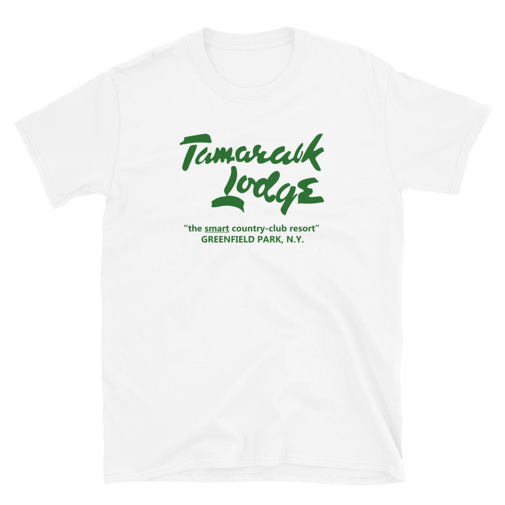 Tamarack Lodge Unisex T-Shirt