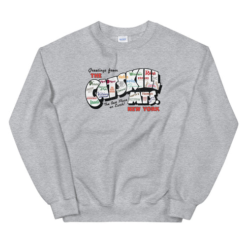 Catskill Greetings Unisex Sweatshirt
