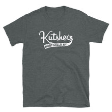 Load image into Gallery viewer, Kutsher's (White Print) Unisex T-Shirt