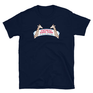 Catskill Game Farm Unisex T-Shirt