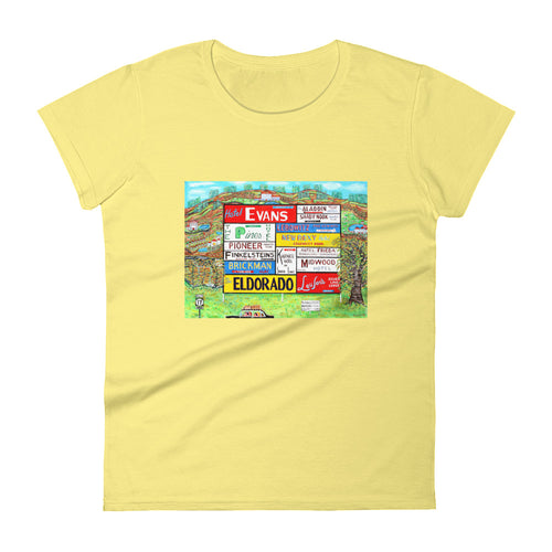 Vacation in the Catskills Women's T-Shirt