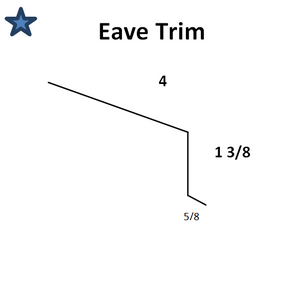 Exposed - Eave Trim