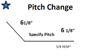 Exposed - Pitch Change