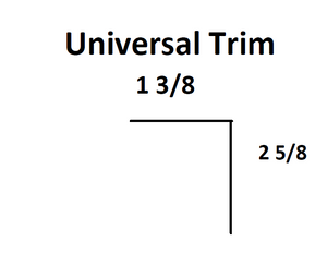 Exposed - Universal Trim photo