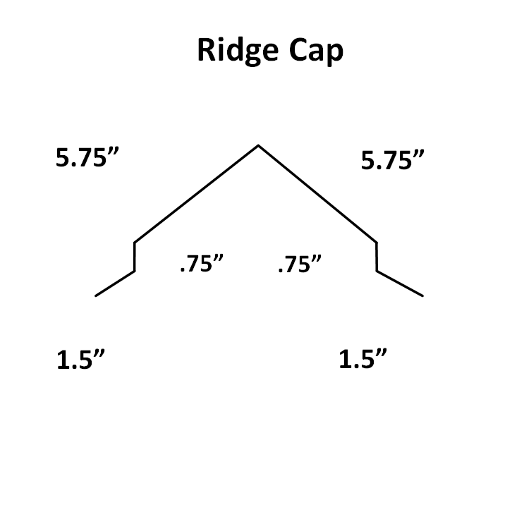 Commercial - Ridge Cap