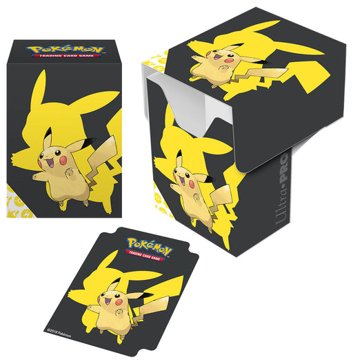 Pikachu 2019 Deck Box - Pokemon Ultra Pro - PokeRand