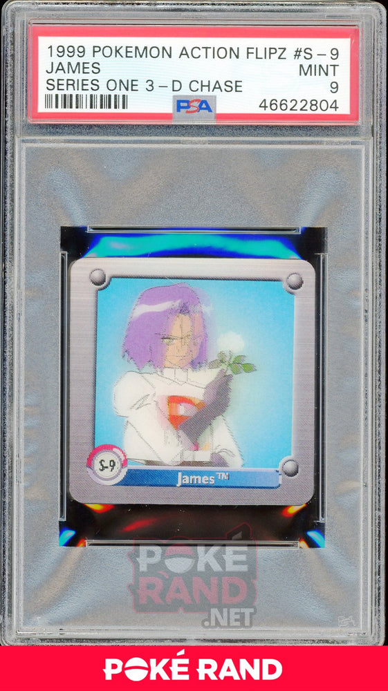 James S9 PSA 9 - Action Flipz - PokeRand
