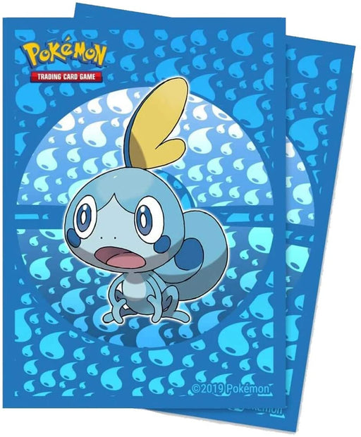 Sobble Ultra Pro Sleeves (Deck Protectors Sword and Shield) - PokeRand