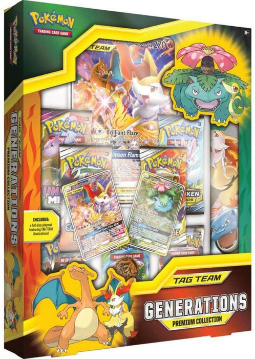 TAG Team Generations Premium Collection Box - PokeRand