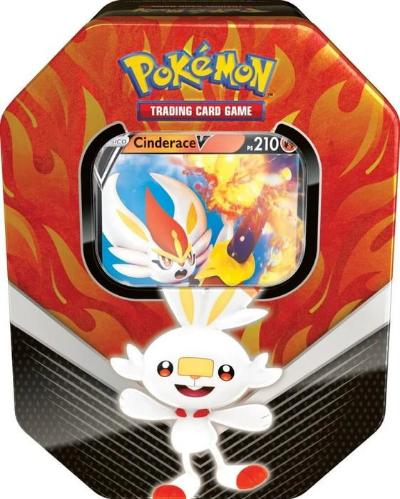 Galar Partner Collectors Tin - Sword and Shield - PokeRand