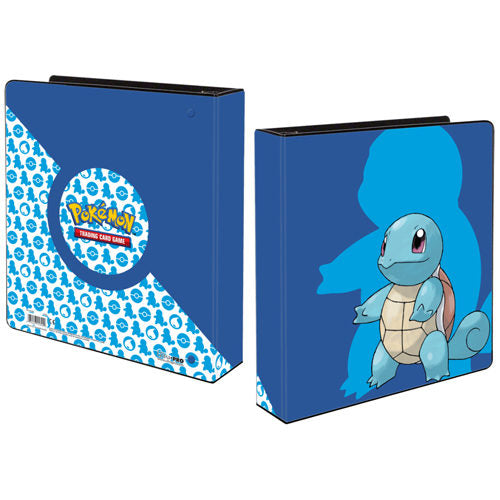 "Ultra Pro Pokemon Squirtle 2"" Album - PokeRand"