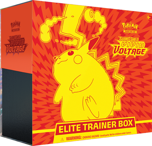 Vivid Voltage - Elite Trainer Box *PRE ORDER* - PokeRand