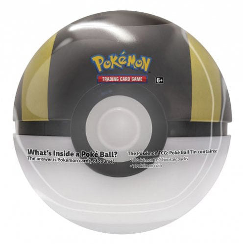 Ultra Ball - Poke Ball Tin Series 5 - PokeRand