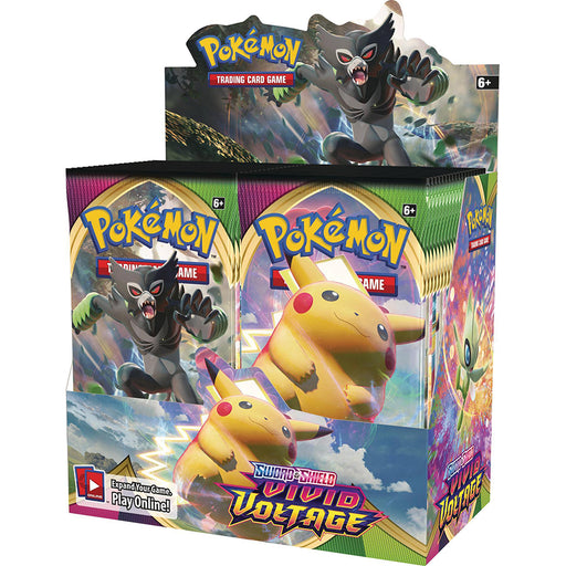 Vivid Voltage - Pokemon Booster Box (36 Packs) *PRE ORDER* - PokeRand