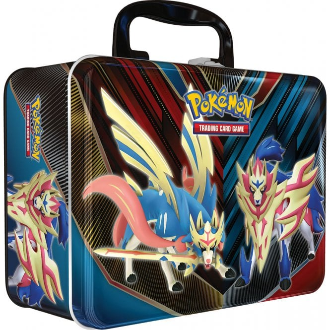 2020 Pokemon Collector's Chest (Spring) - PokeRand