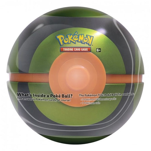 Dusk Ball - Poke Ball Tin Series 5 - PokeRand