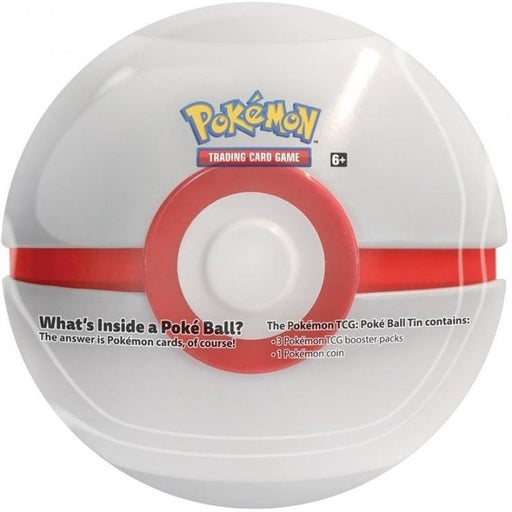 Premier Ball - Poke Ball Tin Series 5 - PokeRand
