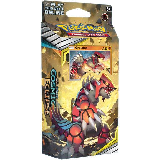 Groudon Theme Deck - Cosmic Eclipse - PokeRand