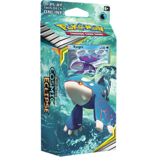 Kyogre Theme Deck - Cosmic Eclipse - PokeRand