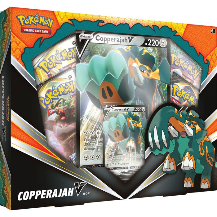Copperajah V Collection Box - PokeRand