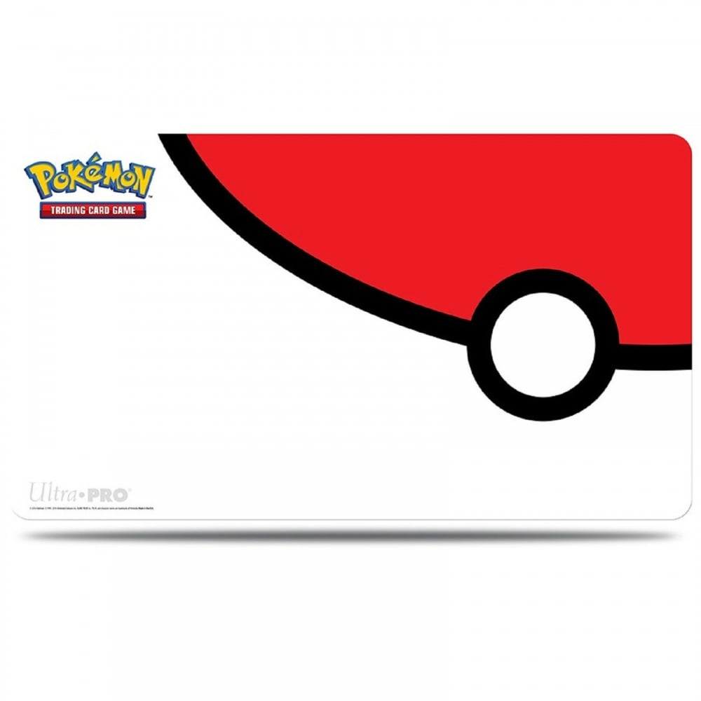 Pokeball Playmat - Pokemon Ultra Pro - PokeRand