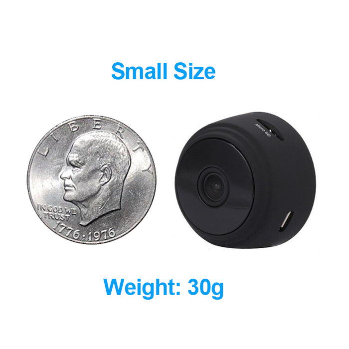Magnetic Micro Camera-WIFI