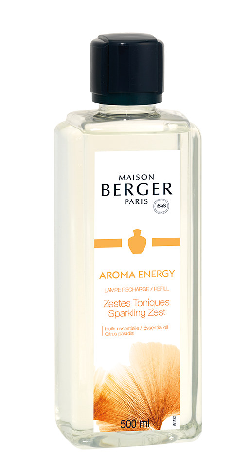 Aroma Energy - Lampe Berger Duft - 500 ml