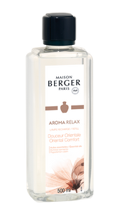 Aroma Relax - Lampe Berger Duft - 500 ml