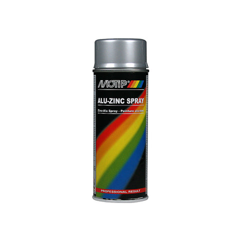 MOTIP Aluminium Zinc Spray - Autoklass Cleaning Solutions