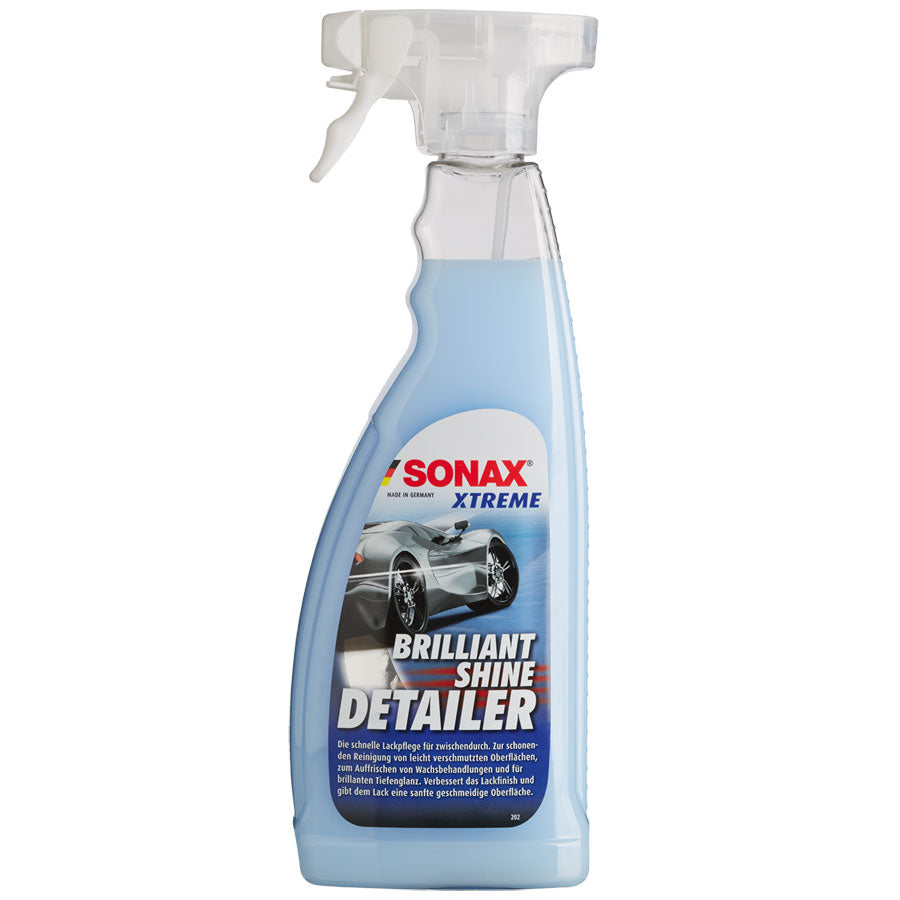 Sonax Xtreme Brilliant Shine Detailer - Autoklass Cleaning Solutions