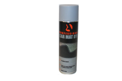 Car Mat Dye (Grey) - Autoklass Cleaning Solutions