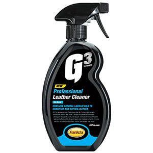 G3 Pro Leather Cleaner - Autoklass Cleaning Solutions