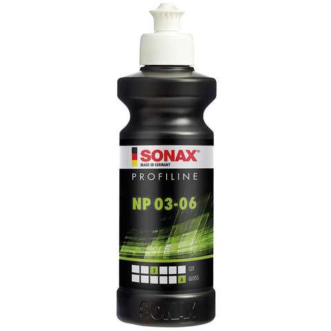 Sonax NP 03-60 - Autoklass Cleaning Solutions