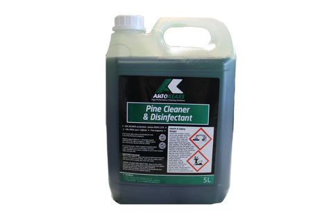 Pine Cleaner & Disinfectant conc - Autoklass Cleaning Solutions