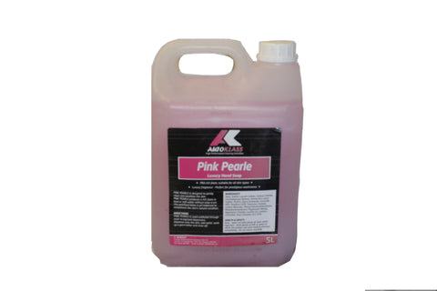 Pink Pearle (Luxury Hand Soap) - Autoklass Cleaning Solutions
