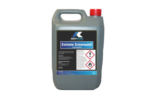 Extreme Screenwash (Concentrate) Works to -20' - Autoklass Cleaning Solutions