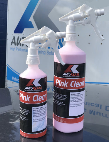 Pink Clean - Autoklass Cleaning Solutions