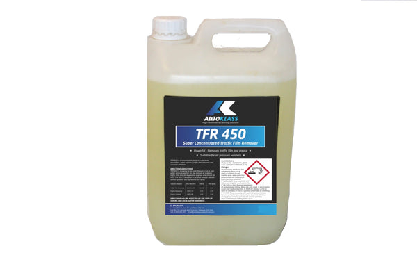 TFR 450 - Autoklass Cleaning Solutions
