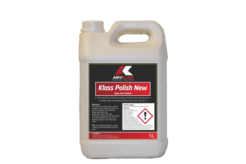 Klass Polish New - Autoklass Cleaning Solutions