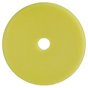 SONAX Polishing Sponge yellow 143 Dual Action Finish Pad - Autoklass Cleaning Solutions
