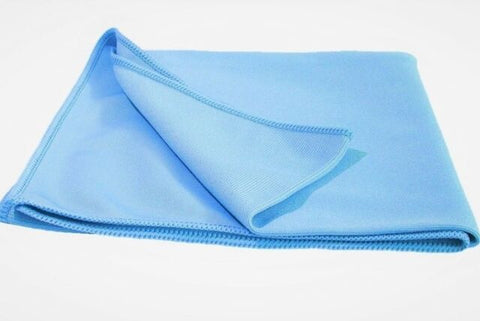 Glass Cleaning Microfibre Cloths (10 Pack) - Autoklass Cleaning Solutions