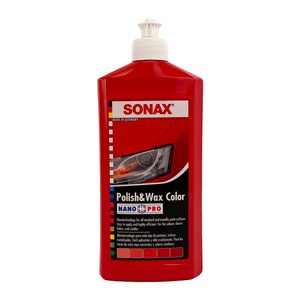 Sonax Colour Polish & Wax - Autoklass Cleaning Solutions